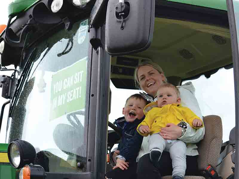 Events at Adam Henson's Cotswold Farm Park