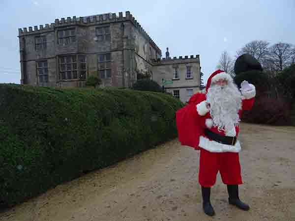 Christmas at Newark Park