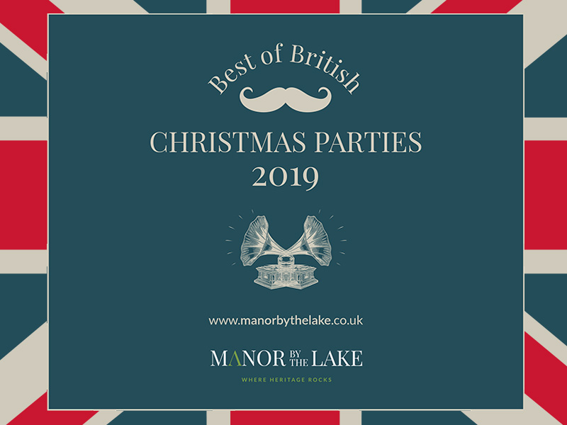 Christmas Party Nights at Manor by the Lake
