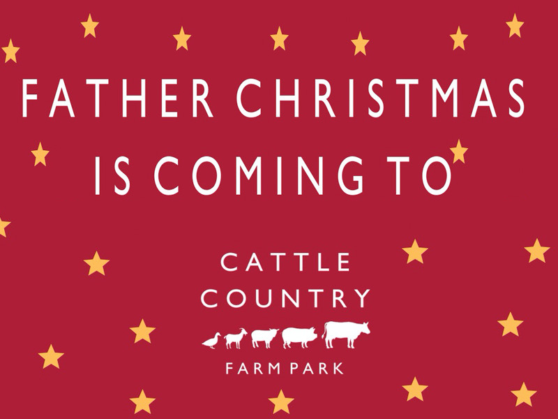 Father Christmas at Cattle Country
