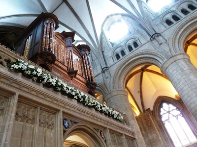 Christmas Carols and Concerts in Gloucester Cathedral
