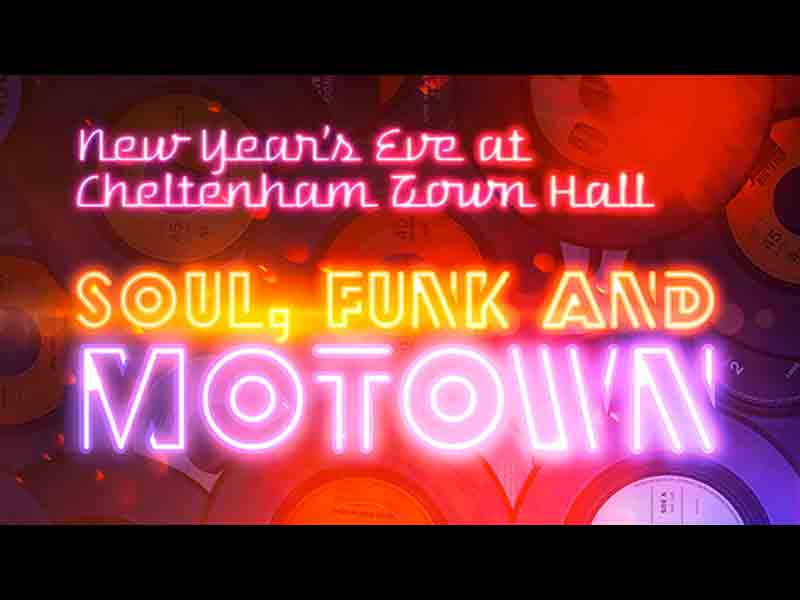 Whats on at Cheltenham Town Hall