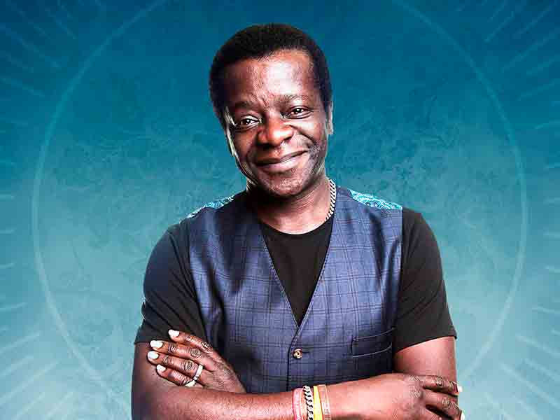 Stephen K Amos at Gloucester Guildhall