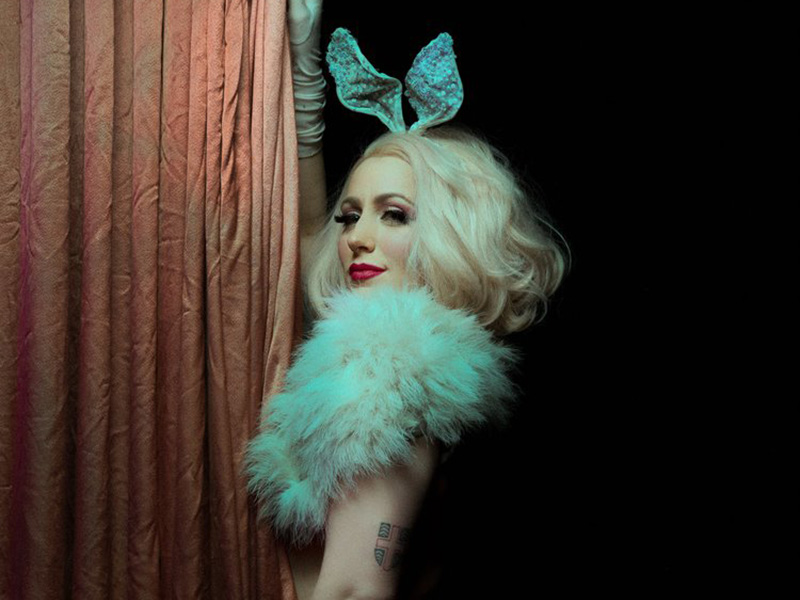 What's on at Gloucester Guildhall -Hundred Watt Club - An evening of burlesque & vaudeville!
