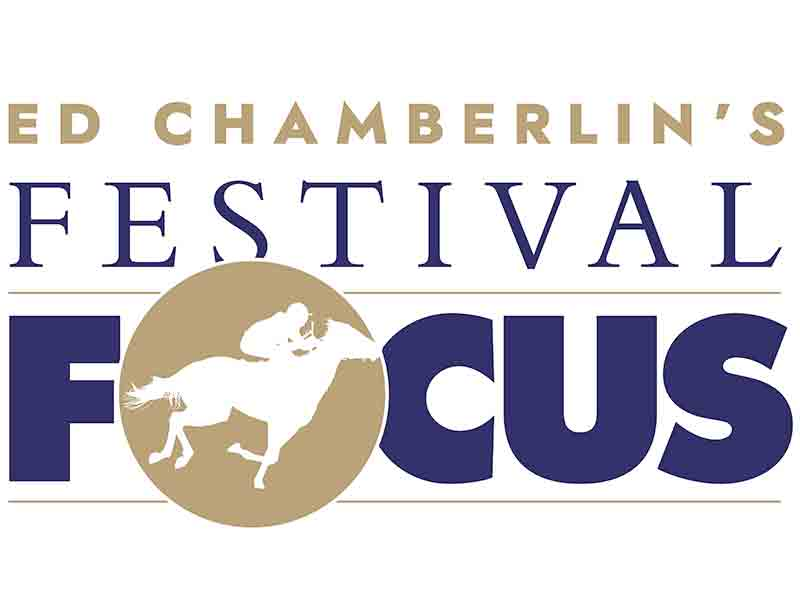 Ed Chamberlin's Festival Focus in aid of Wellchild