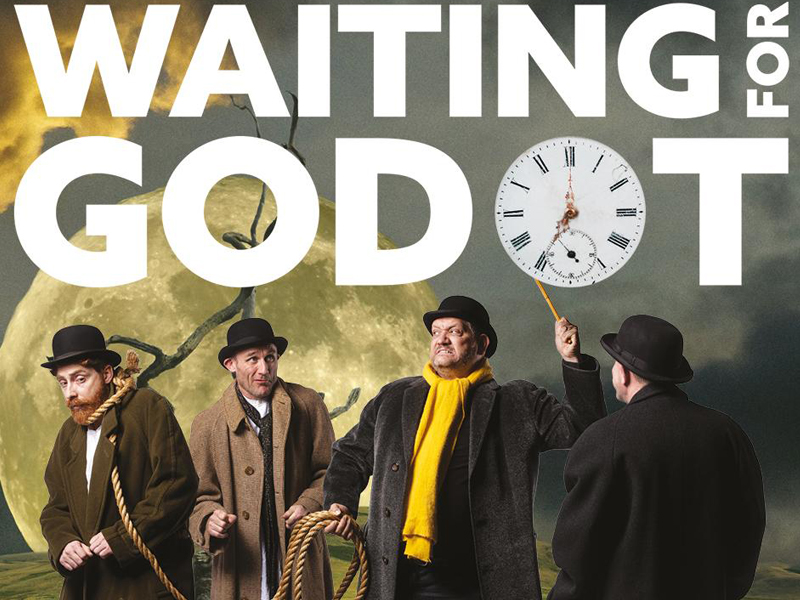 Waiting for Godot at the Everyman Theatre at the Everyman Theatre
