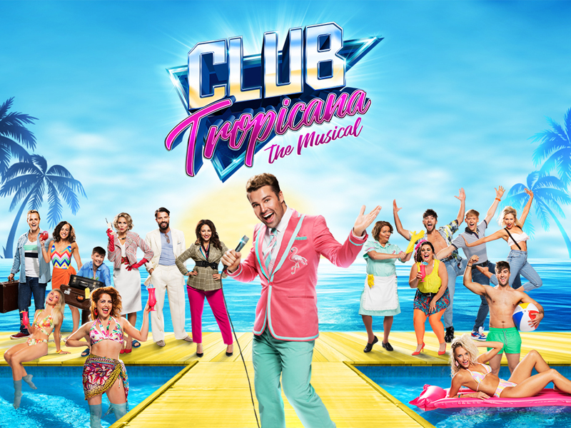 Club Tropicana at the Everyman Theatre
