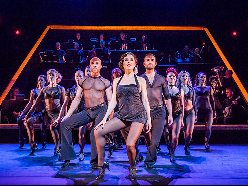 Fame The Musical at the Everyman Theatre