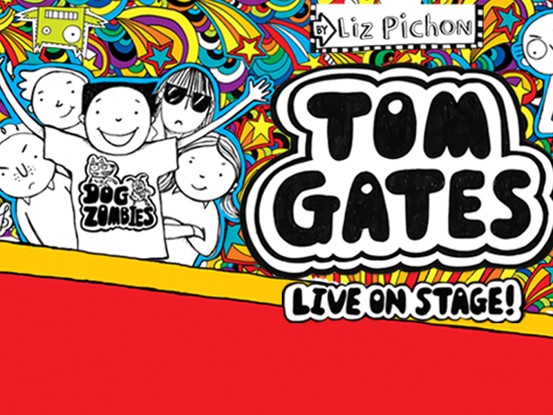 Tom Gates Live On Stage at the Everyman Theatre
