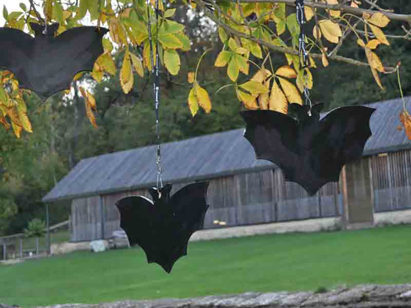 Halloween at National Trust properties in Gloucestershire