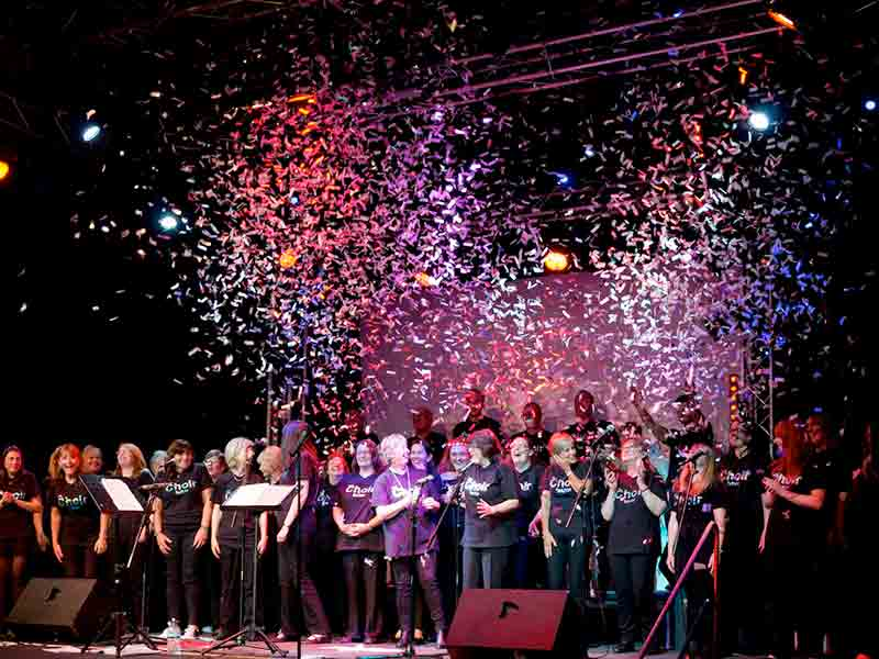 "What's on at Gloucester Guildhall - Choir Factor ""The Best Of 10"""