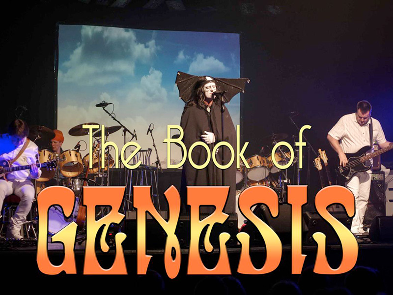 What's on at Gloucester Guildhall - The Book of Genesis
