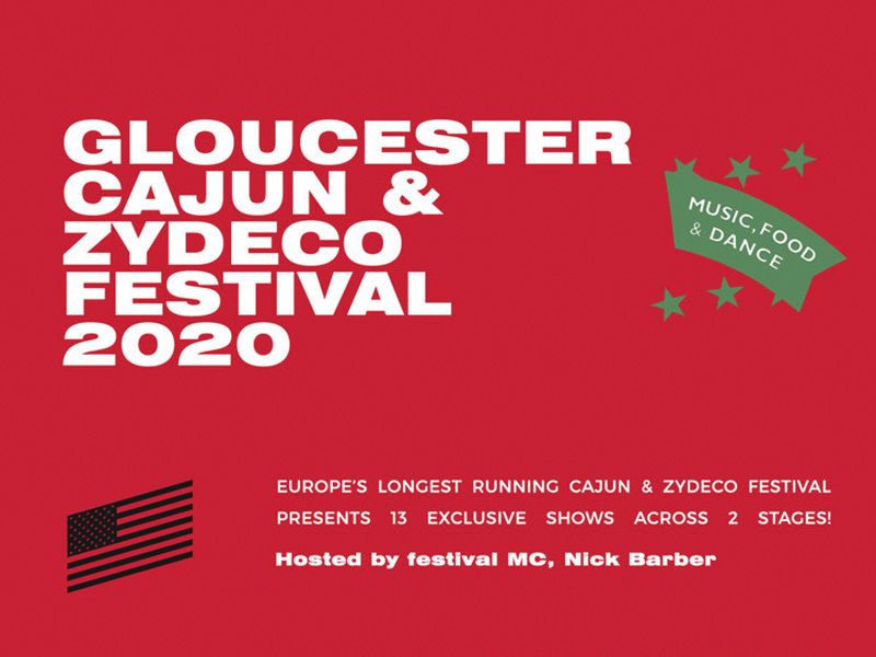 What's on at Gloucester Guildhall - Gloucester Cajun & Zydeco Festival 2020