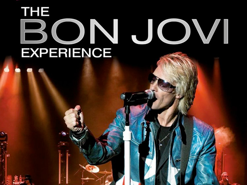 What's on at Gloucester Guildhall - The Bon Jovi Experience