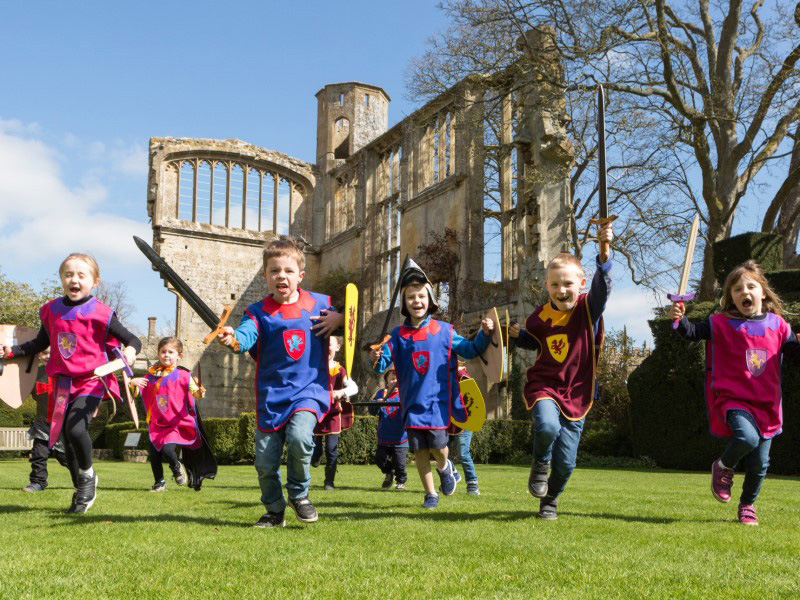 What's on this school holiday at Sudeley Castle