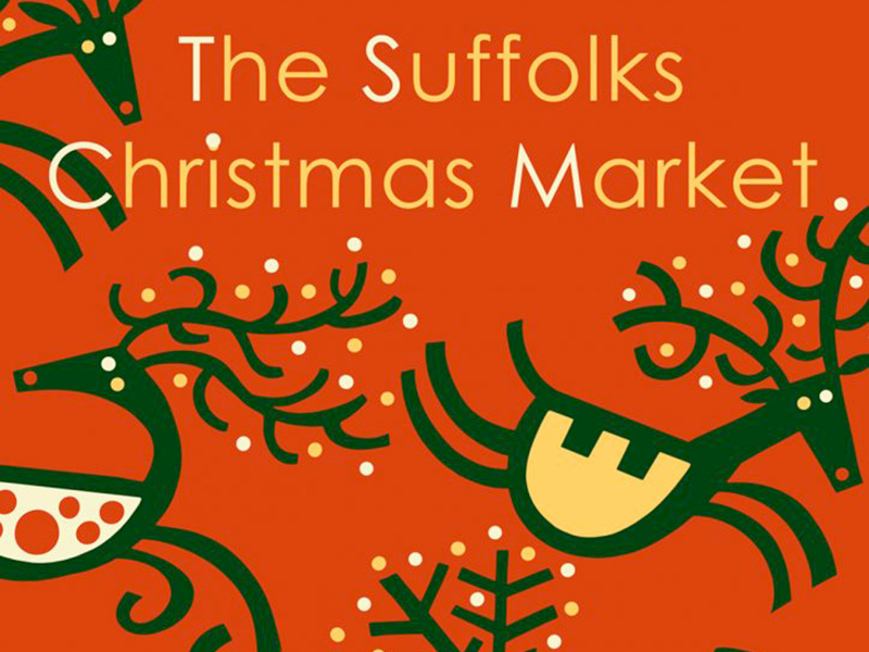 The Suffolks Christmas Market, Cheltenham