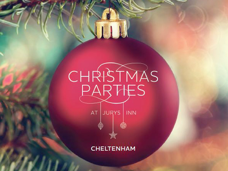 Christmas Party Nights at Jurys Inn Cheltenham