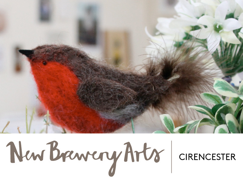 Christmas Workshops at New Brewery Arts