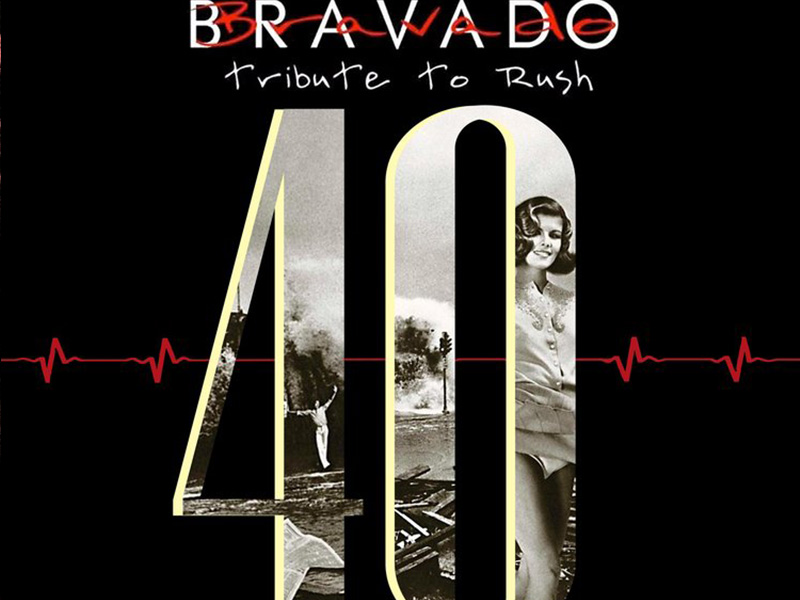 Live music at Gloucester Guildhall - Bravado - a Tribute to Rush