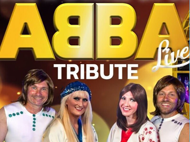 Live music at Gloucester Guildhall - Take A Chance On Us... ABBA Tribute