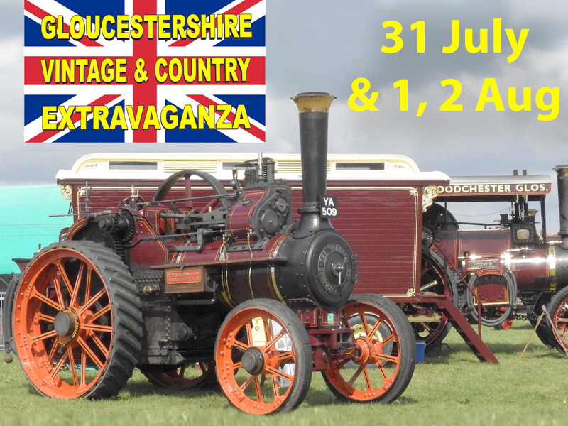 Gloucestershire Vintage & Country Extravaganza