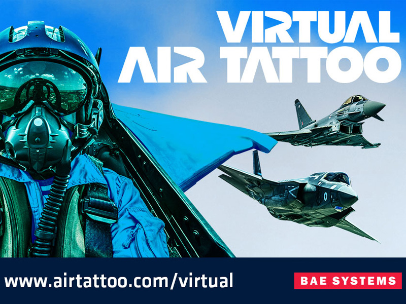 Royal International Air Tattoo 2020