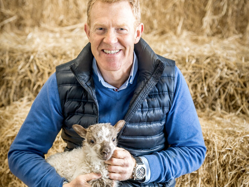 Adam Henson's Cotswold Farm Park now open