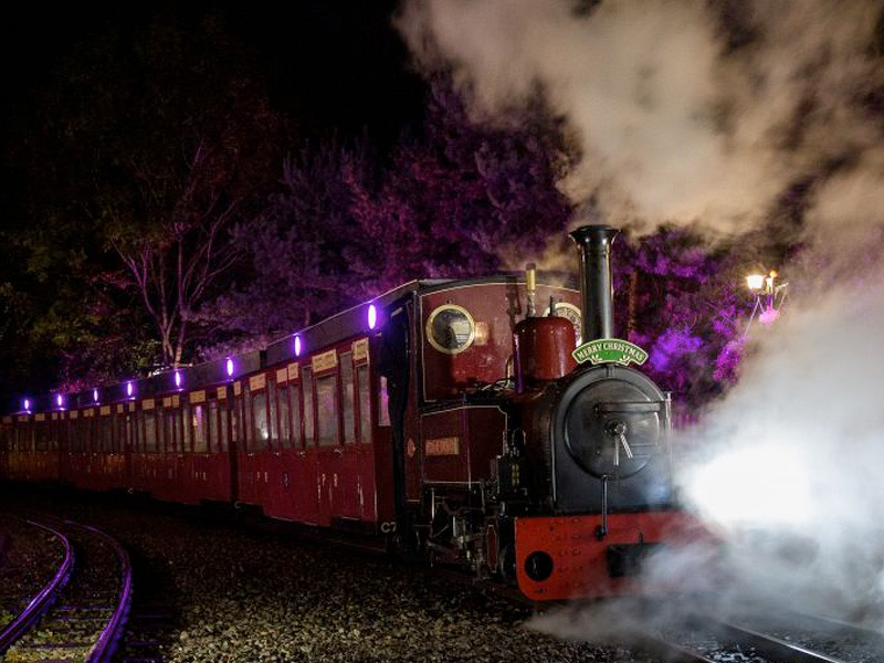 Events at Perrygrove Railway in the Forest of Dean