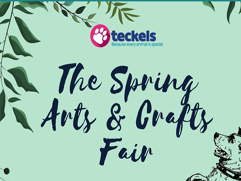 Teckels Spring Arts and Crafts Fair