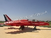 A Red Arrow