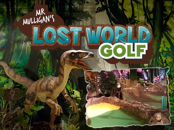Mr. Mulligan's Lost World Golf - Cheltenham
