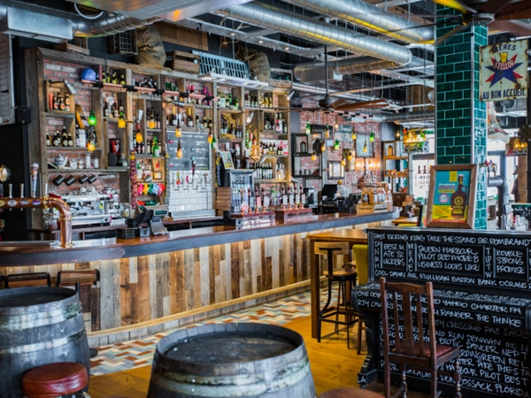 Brewhouse & Kitchen at The Brewery Quarter, Cheltenham
