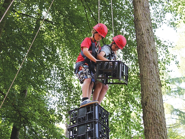 Forest of Dean Adventure Challenge at Bracelands, Forest of Dean