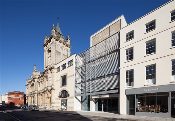 The Wilson - Cheltenham's Art Gallery & Museum and Tourist Information Centre