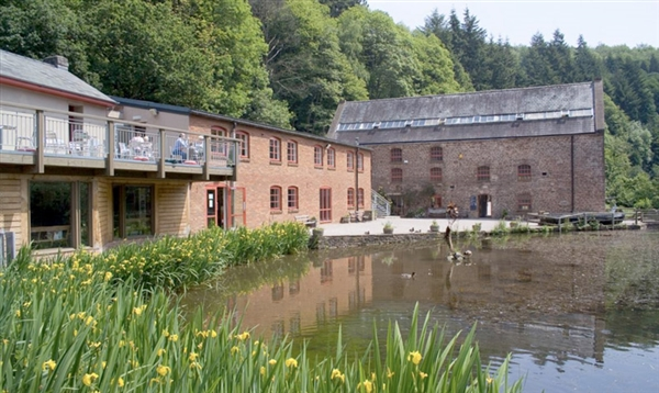 Dean Heritage Centre is located in the most wonderful setting in the Forest of Dean