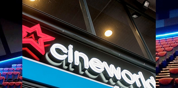 Cineworld iMax is located in The Brewery Quarter, Cheltenham