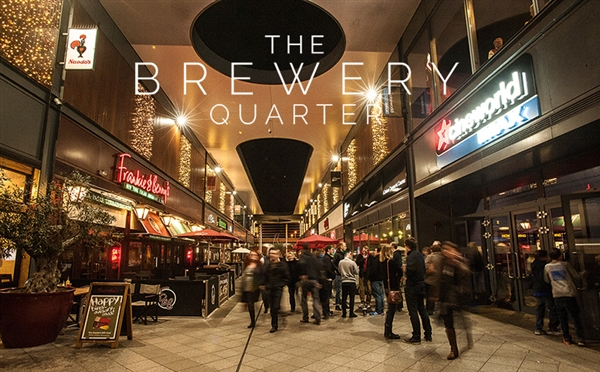 The Brewery Quarter - Cheltenham's best venue for Eating Out & Leisure