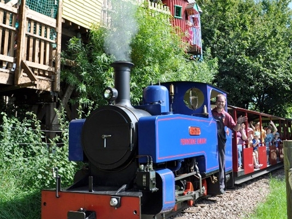 Childrens Birthday Parties at Perrygrove Railway in the Forest of Dean