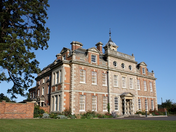 Nature in Art is located at Wallsworth Hall, Twigworth near Gloucester