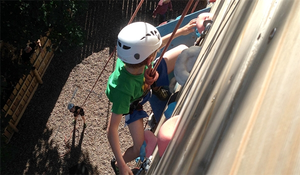 Far Peak Climbing & Outdoor Centre located between Northleach and Cirencester