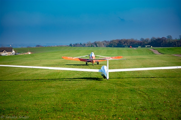 Bristol & Gloucestershire Gliding Club located near Nympsfield