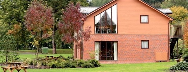 Whitemead Forest Park - Self catering apartments in the Forest of Dean