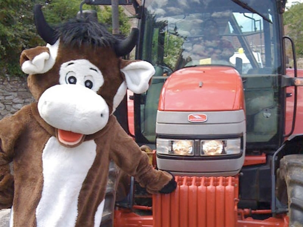 Cattle Country Adventure Farm Park is located just outside Berkeley in South Gloucestershire