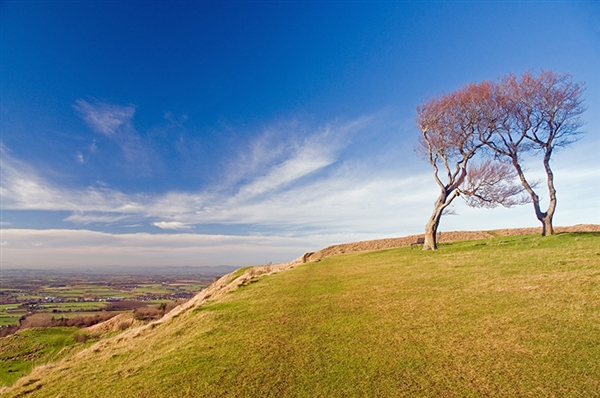 Photo: Cleeve Hill by Roger Butler