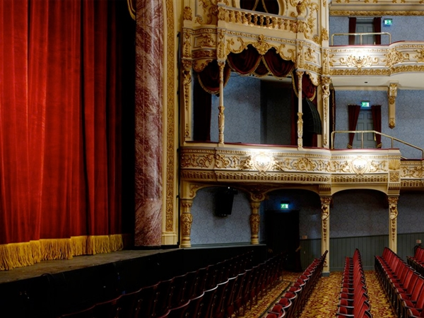 The Everyman Theatre - Cheltenham's premier entertainments venue