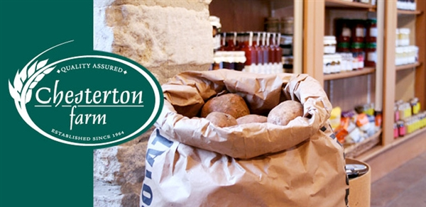 Chesterton Farm Shop near Cirencester