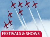 Airshows, music + more!