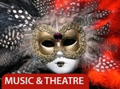 Music & Theatre Events