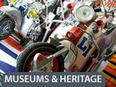 Museums & Heritage Events