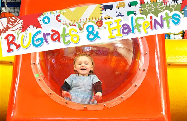 Rugrats & Halfpints Play Centre in Cirencester